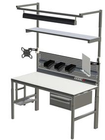 Создаем ESD-защищенные антистатические рабочие пространства на производстве